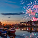 Whitby's  welcome