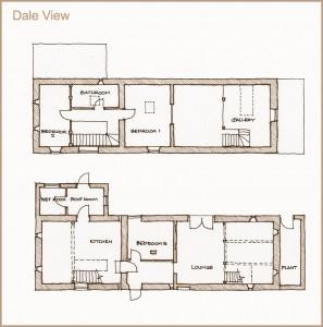 Dale View Floorplan
