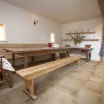 Large Farmhouse dining table