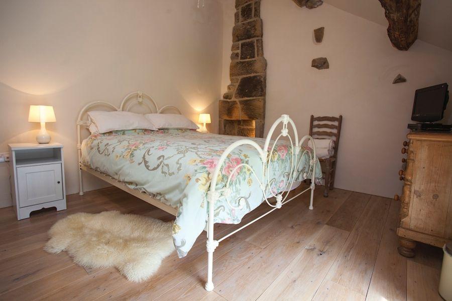 1st floor bedroom with TV/DVD