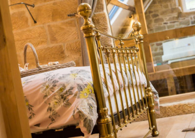Romantic bedroom in a 5* holiday North Yorkshire