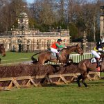 Horse racing in Yorkshire