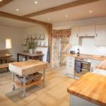 Welcoming family farmhouse kitchen