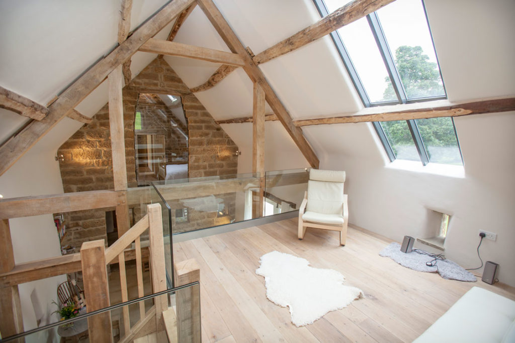 Eco North York Moors holiday cottage