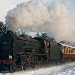 NYMR from Pickering to Whitby