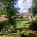 Holiday rental in Yorkshire with it's own paddock