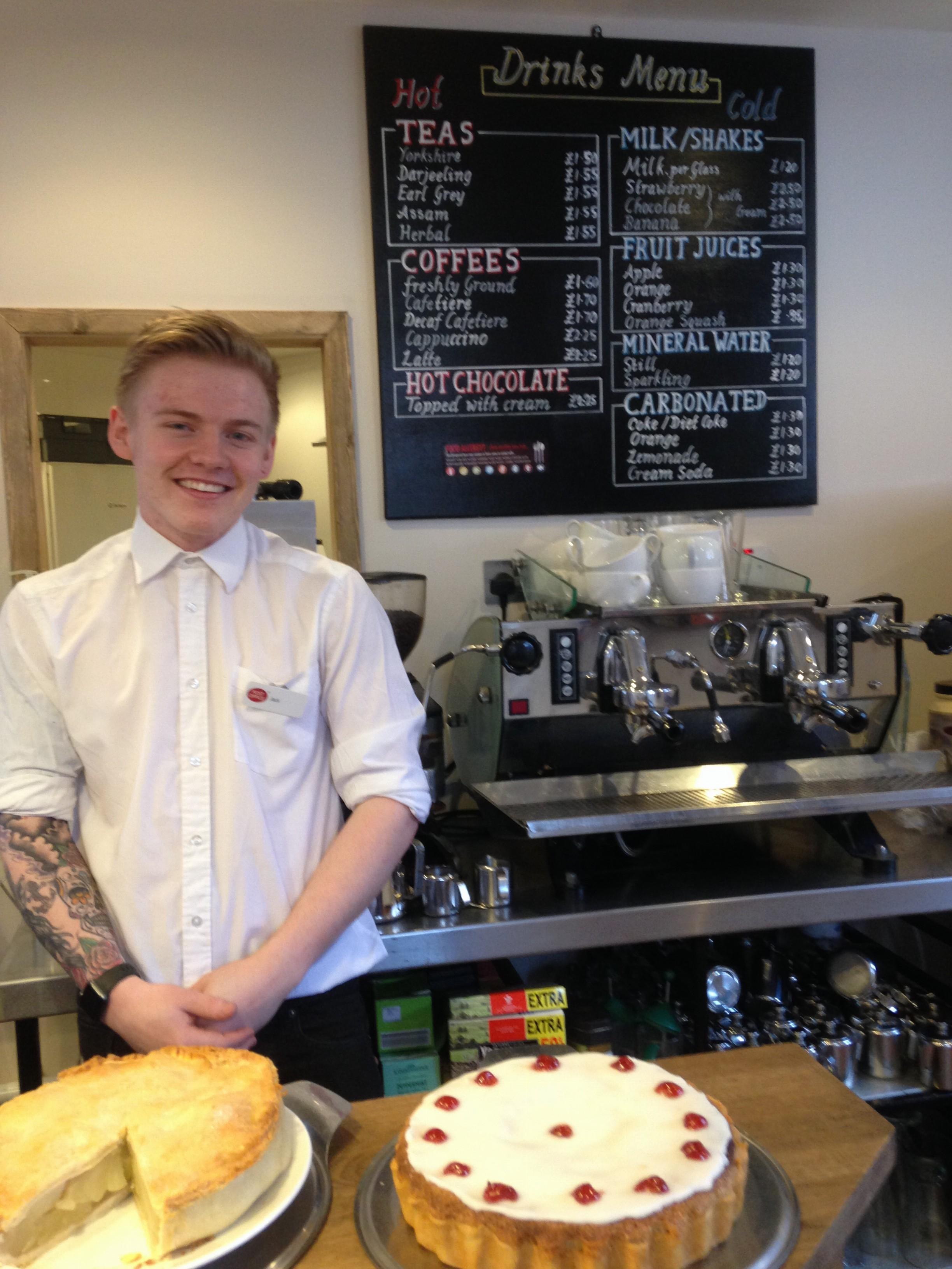 The Cake Shop And Tea House York