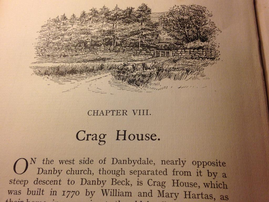 Quaker longhouse North York Moors