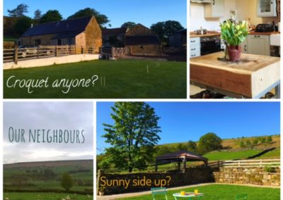 Luxury holiday accommodation North Yorkshire