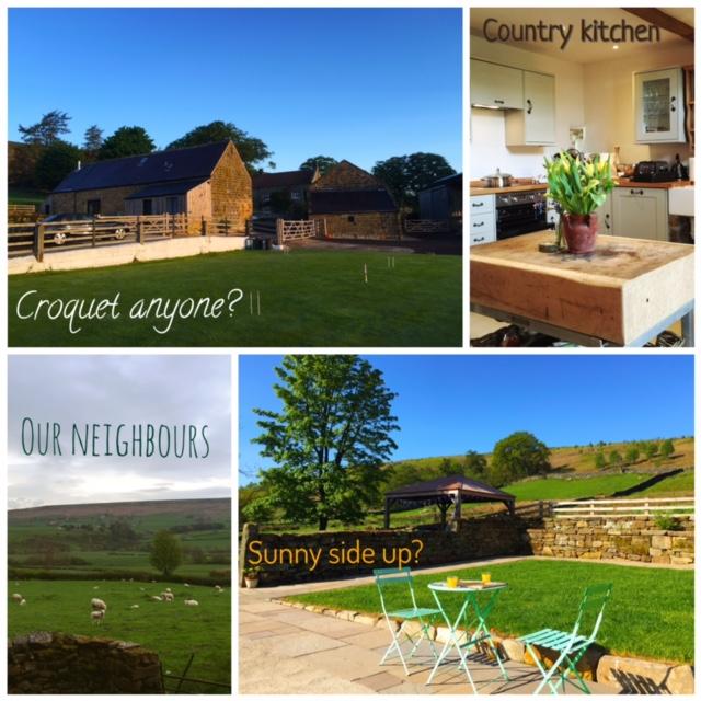 Luxury holiday accommodation North Yorkshire
