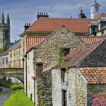 Old market town of Helmsley