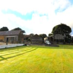 North York Moors holiday home with large dog friendly garden
