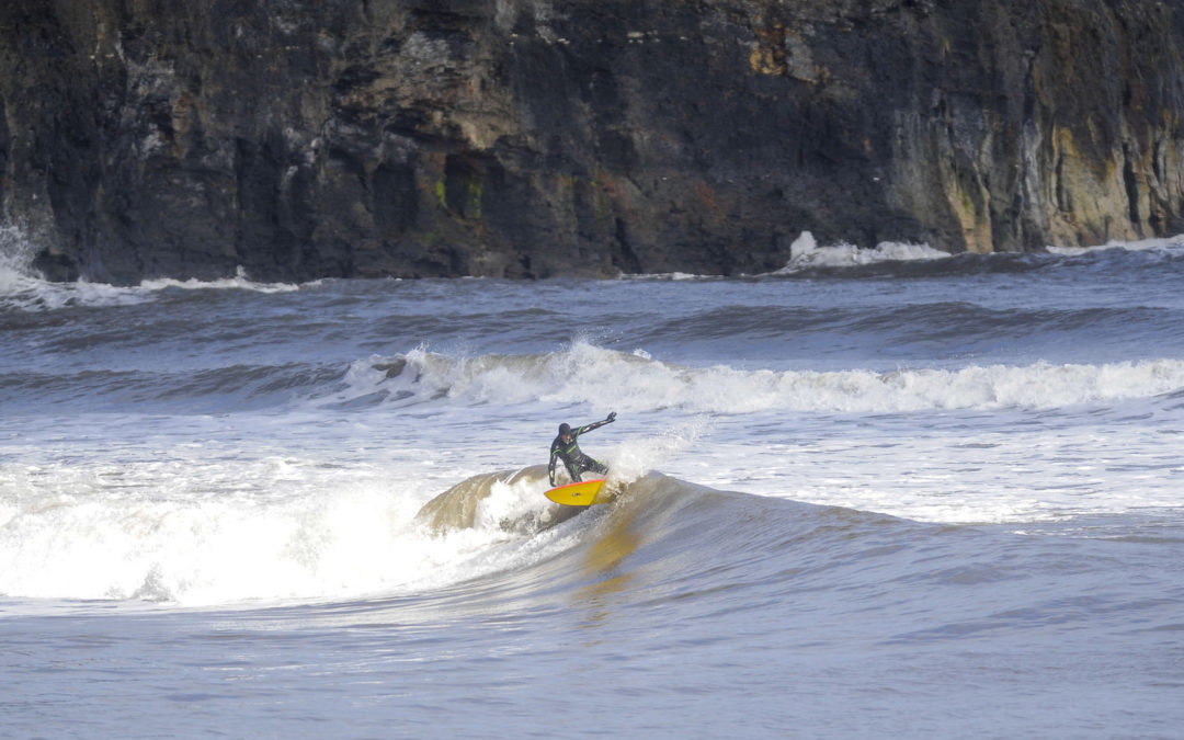 Forget Cornwall – The best surfing is in Yorkshire