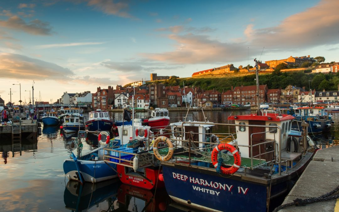 Whitby – more than just fish and chips