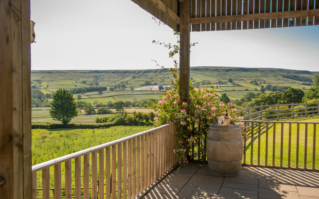 July – Summer – A beautiful time to visit Crag House Farm #SimplePleasures #YorkshireTreasures