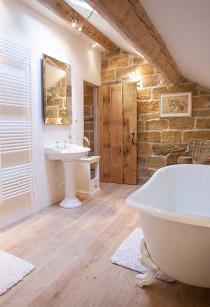 Bathroom at Crag House Farm