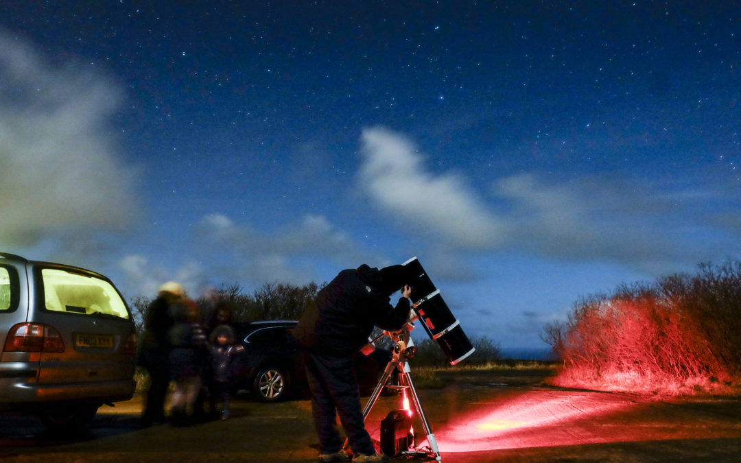 Explore the Cosmos-Dark Skies Festival