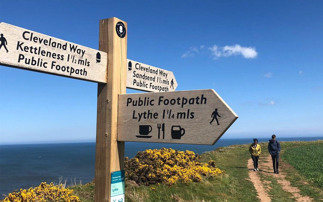 The Cleveland Way –  The Nations Favourite National Trail turns 50!