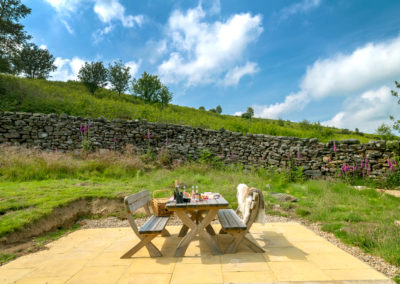 Crag House Farm in the North York Moors National Park